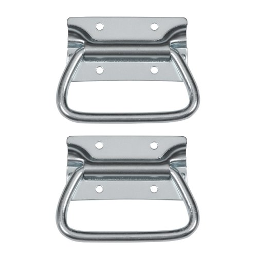 Zinc Chest Handle (Reliable Hardware Company RH-0540-2-A Set of 2 Chest Handle, Zinc)