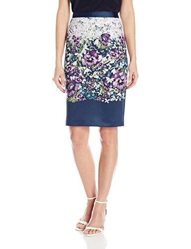 Ted Baker Para Mujer WS7W-GS18 Falda - Azul - 32: Amazon.es: Ropa ...