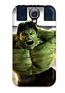 Fashionable Style Case Cover Skin For Galaxy S4- Hulk