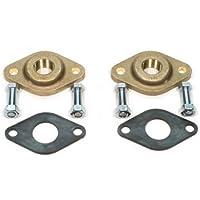 Grundfos 519651 3/4-Inch GF 15/16 Bronze Flange Set by Grundfos