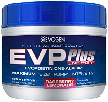 Evogen EVP Plus Raspberry Lemonade – Net Wt. 1.08 lbs 490 g