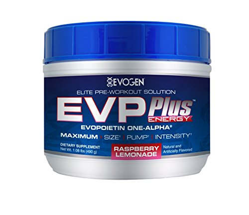 Evogen EVP Plus Raspberry Lemonade – Net Wt. 1.08 lbs 490 g