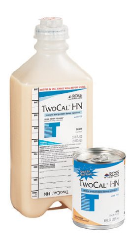 R L00729 Medline SUPPLEMENT TWOCAL VANILLA