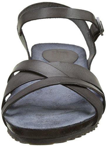 Kvinners carbone Slynge Sabinne Grå A7 Ss Sandaler Tilbake 14qU06q7w