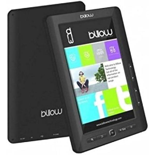 Billow E2TB lectore de e-Book - E-Reader (TFT, 800 x 480 Pixeles ...