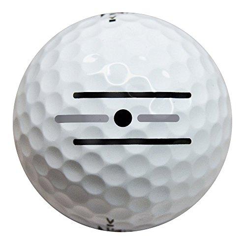 6 Dozen NEW Kick X Golf Tour Z Premium Golf Balls 72 Total - White by Kick-X (Image #3)