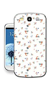 Loveuu Many Little Flowers TPU Phone Case for Samsung S3