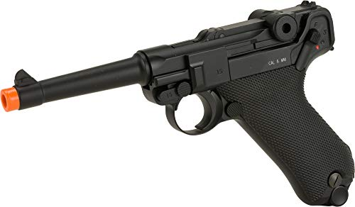 Evike KWC P08 Luger CO2 Powered Airsoft Pistol for sale  Delivered anywhere in USA