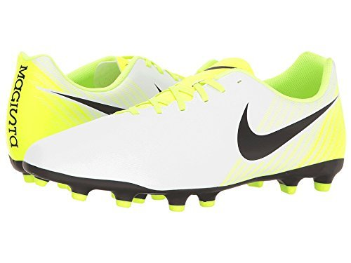 Nike Herren Magista Ola II FG Fußballschuhe White