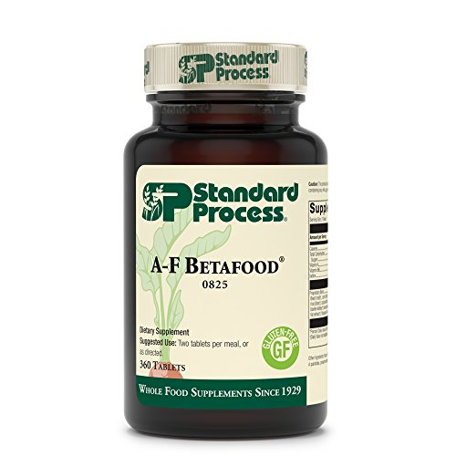 Standard-Process-A-F-Betafood-Whole-Food-Based-Gluten-Free-Digestive-Supplement-1500-IU-Vitamin-A-Supports-Healthy-Fat-Digestion-Cholesterol-Metabolism-and-Healthy-Bowel-Function-360-Tablets