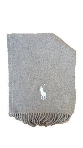 Virgin Wool Scarf - 8