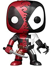 pop Funko Marvel 237 Deadpool Venom Metallic Special Edition …