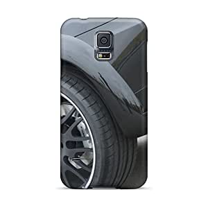 For Galaxy S5 Tpu Phone Cases Covers(hamann Bmw X5 Rear Wheel) Black Friday