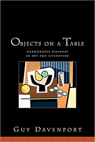 Harmonious Disarray in Art and Literature Objects on a Table