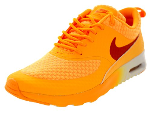 nike air max thea black atomic mango