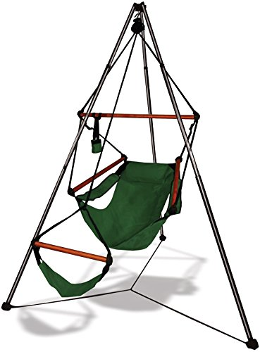 Kings Pond Tripod Stand and Hammock Chair Combo Hunter - Tripod Stand Hammock