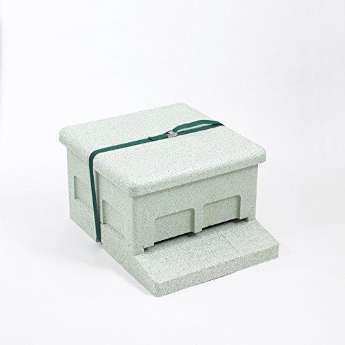 Polystyrene Basic Standard Hive Empty - no frames or Wax Paynes Beefarm