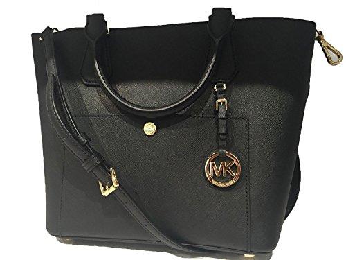 9e779f35852a MICHAEL Michael Kors Greenwich Saffiano Leather Medium Grab Bag  Handbags   Amazon.com