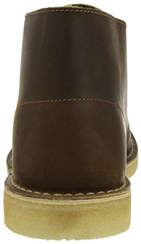 Clarks Originals Herren Desert Boot Derby, Braun (Beeswax), 39.5 EU