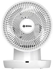 "SONA 8"" Remote High Velocity Fan STC 1319DC"