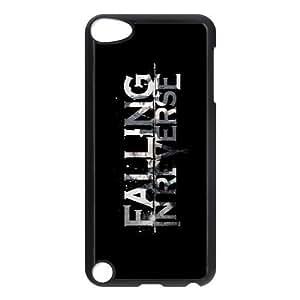 Custom Falling In Reverse Back For Iphone 4/4S Case Cover JNIPOD5-012