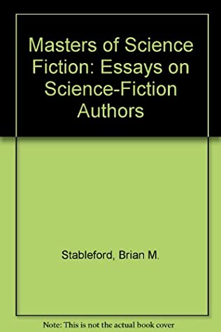 masters of science fiction by brian stableford book cover of masters of science fiction