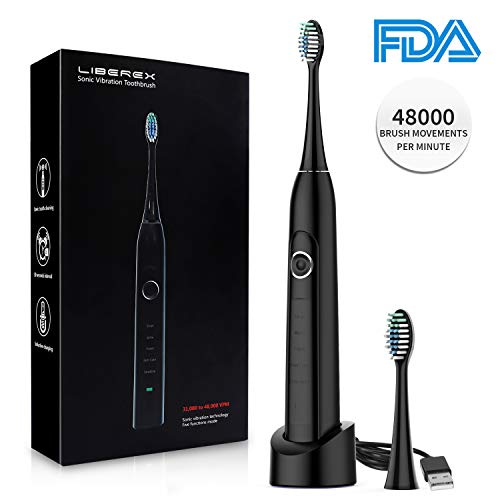 Liberex Sonic Electric toothbrush