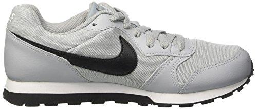 De Gris white Nike gs Runner black Md wolf Running Garçon 2 Chaussures Grey Entrainement qXXzZOw