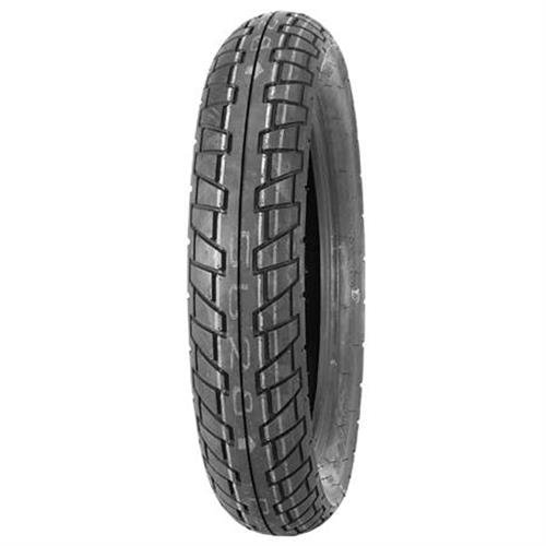Dunlop K630 Tire - Rear - 130/80S-16 , Rim Size: 16, Speed Rating: S, Tire Type: Street, Tire Construction: Bias, Tire Size: 130/80-16, Load Rating: 64, Position: Rear, Tire Application: Sport 32PU80