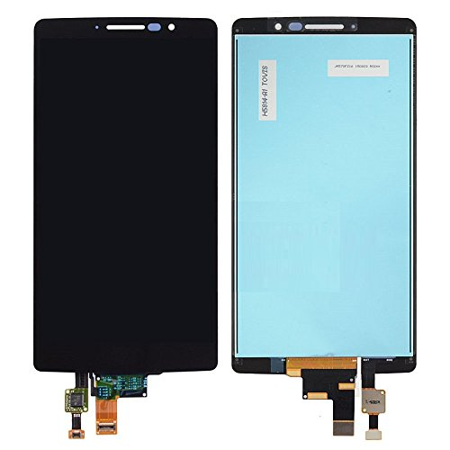 ePartSolution_LG G Vista 2 H740 Black LCD Display Touch Screen Digitizer Assembly Replacement Part USA Seller
