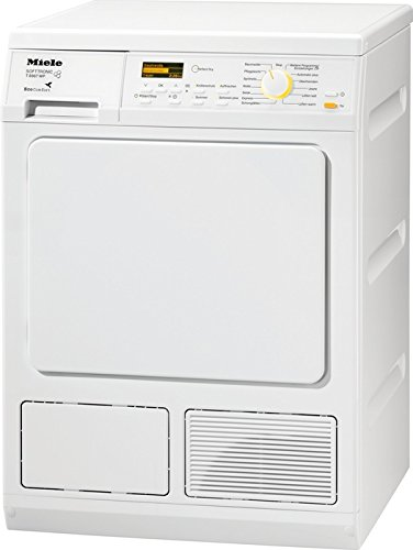 Miele T 8967 WP EcoComfort Carga frontal Independiente Blanco A ...