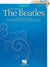 Best of the Beatles: Alto Sax (Paperback)