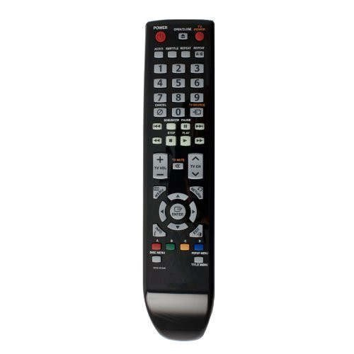 Universal Replacement Remote Control Fit for Samsung DVD Blue-Ray Home Theater System BDP1590 BDP1600 BD-P1600/XAA BDP1602 BDP3600 BDP-1590
