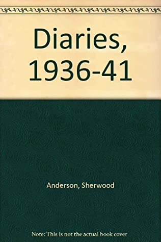 book cover of Diaries, 1936-41