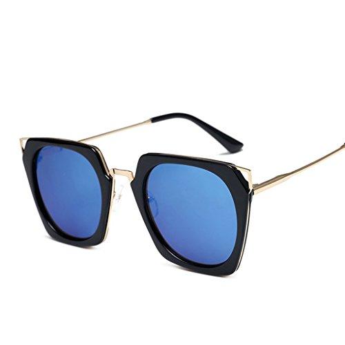4 X amp; redondas de coreanas Color LYM sol protecciónn de S 3 de Gafas amp;Gafas sol Gafas para mujer fqnZnFxdCw