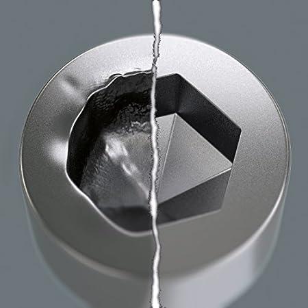 25 x 200 mm Wera 05013368001 T-Handle TORX-Driver 467 TX 25x200mm Silver