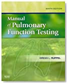 Manual of Pulmonary Function Testing, 9e (Manual of Pulmonary Function Testing (Ruppel))
