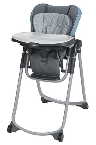 Graco Slim Spaces Highchair, Alden