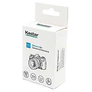 Kastar USB Charger, Battery for VW-VBY100 VBY100