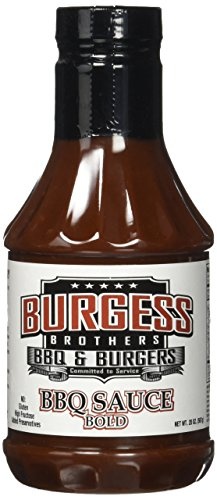Burgess Brothers Bold Bbq Sauce