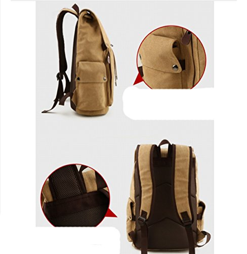 Multi Men's Backpack Travel Black Laidaye Casual purpose Business Bag Leisure Shoulder dxY1qYwAU