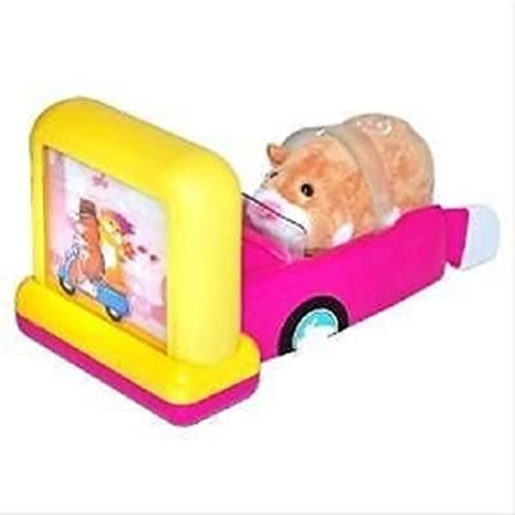 Zhu Zhu Pets Hamster Add On Drive In Movie Theatre by Character Options