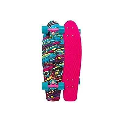 Penny Nickel Skateboard 68,6cm mer Espace