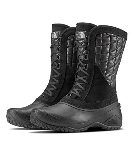 The North Face Women's Thermoball Utility Mid - Shiny TNF Bl