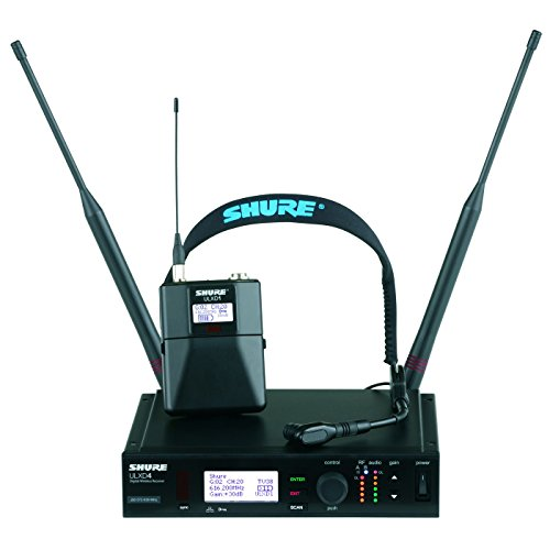 Shure ULXD14/30 H50 | WH30TQG Single Bodypack Digital Wireless System by Shure