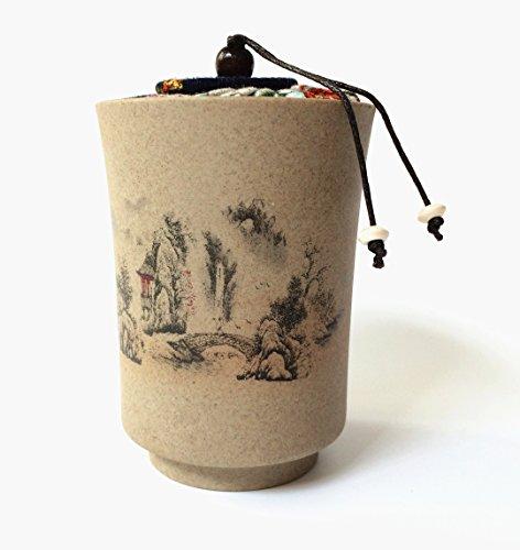 Ceramic Tea Bag Storage Container - 5