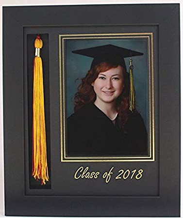 Amazoncom 3art Graduation Tassel 5x7 Picture Frame Black 2018