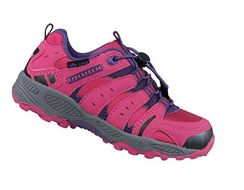 Lico Damen Fremont Trekking-& Wanderhalbschuhe Pink