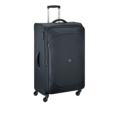 Delsey Ulite Classic 2 Valigie Trolley Cabina 4R Esp 82 Blue China Antracite