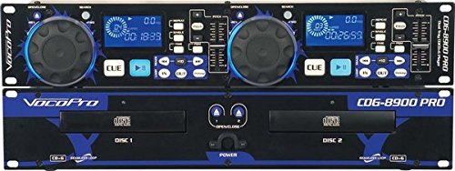 Professional Dual Tray Cd Player -